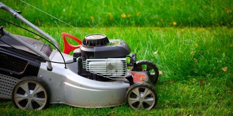 3 Common Causes of Lawn Mower Damage, Dayton, Ohio