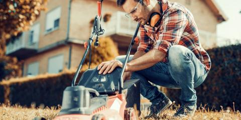 3 Top Reasons Why Your Lawn Mower Won't Start, Middlefield, Ohio