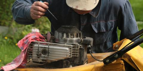 5 Signs It's Time to Part With Your Old Lawn Mower, De Motte, Indiana