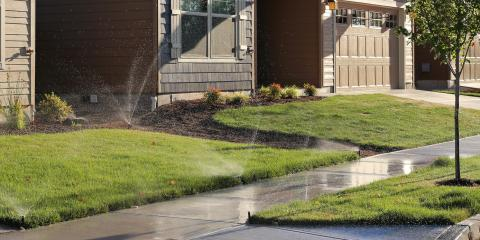 5 Signs Your Lawn Sprinkler System Isn't Working Correctly, Rochester, New York