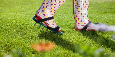 Top 3 Reasons to Aerate Your Lawn From NE's Lawn Treatment Pros, Lincoln, Nebraska