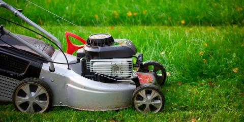 How to Store Lawn Equipment This Winter to Avoid Lawn Mower Repair, Greece, New York