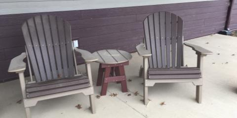 "Clearance Sale on ""in Stock"" Poly Outdoor Lawn Furniture, Byron, Wisconsin"