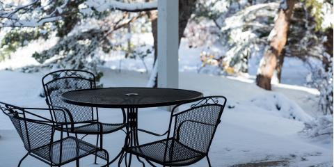 4 Ways to Prepare the Patio for Winter Weather, Moraine, Ohio
