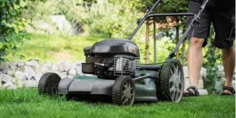 How to Store Your Lawn Mower for the Winter, De Motte, Indiana