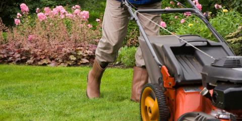 Troubleshooting 3 Common Lawn Mower Problems, Harris, North Carolina