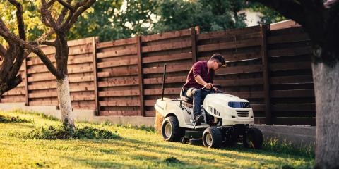 4 Signs You Need a New Lawn Mower, Adam Stephens, West Virginia