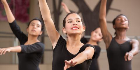 How Dance Lessons Can Improve Your Child's Confidence, Lawrence, Pennsylvania