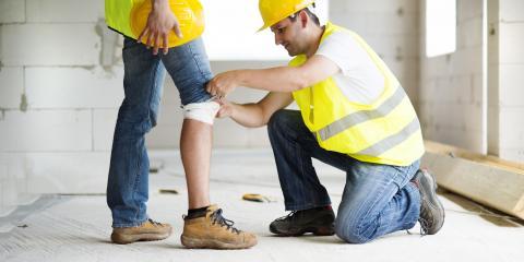 3 Steps to Take if You Get Injured at Work, Goshen, New York