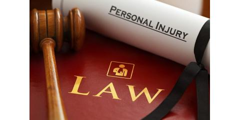 Cincinnati Law Firm Explains the Benefits of a Personal Injury Attorney, Cincinnati, Ohio