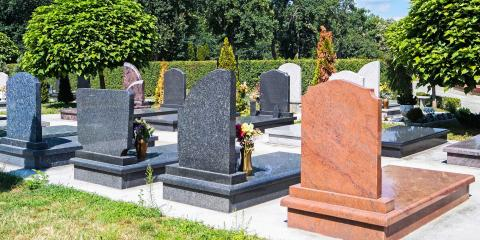 3 Reasons to Select Granite for a Headstone, Le Roy, New York