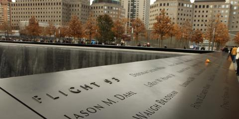 How the NYC 9/11 Memorial Was Designed & Constructed, Le Roy, New York