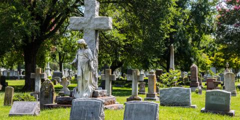 What Is the Symbolism Behind Personalized Headstones?, Le Roy, New York