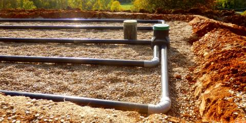 How Do Septic Professionals Install Leach Fields?, Irondequoit, New York