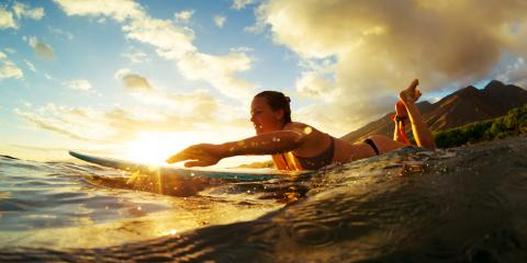 When You Want to Learn to Surf, Go to Hawaii for These 4 Reasons, Waialua, Hawaii
