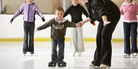 3 Reasons Why Your Child Should Learn to Skate At Airport Ice Arena, Moon, Pennsylvania