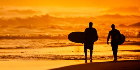 5 Reasons to Enjoy Hawaiian Sunset Surf Lessons, Waialua, Hawaii