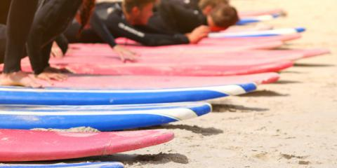 When You Learn to Surf, Remember to Follow These 5 Rules of Etiquette, Waialua, Hawaii