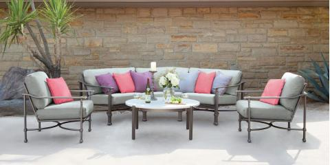 4 Secrets to Choosing the Right Patio Furniture for a Small Porch, German, Ohio