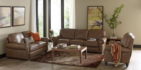 4 Fall 2017 Decor Trends to Match Leather Furniture, German, Ohio