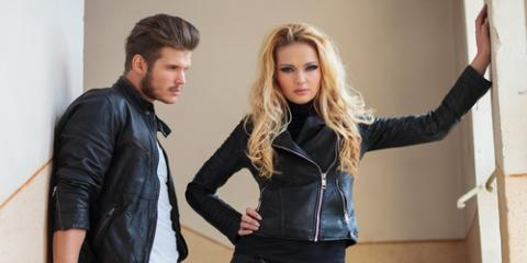 3 Ways to Transform Your Look Using a Leather Jacket, Brooklyn, New York