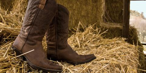 A Guide to Different Styles of Cowboy Boots, Lebanon, Ohio