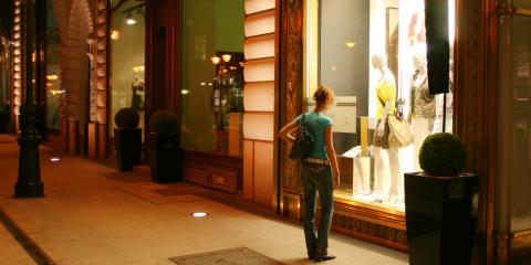 What Is the Effect of Lighting on Retail Sales?, Austin, Texas