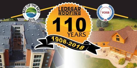 Ledegar Roofing, Roofing Contractors, Services, La Crosse, Wisconsin