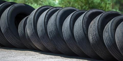 3 Benefits of Buying Used Tires, Nicholasville, Kentucky