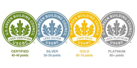 10 types of green building certifications and what they for What is leed certification mean
