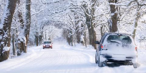 Top 3 Winter Auto Maintenance Tips, Leeds, Alabama