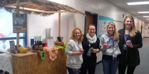 7 Teacher Appreciation Week Ideas, Potomac, Maryland