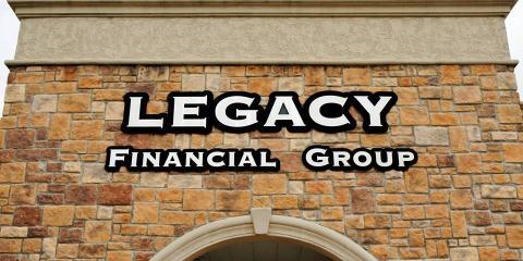 Legacy Financial Group, Financial Services, Services, Granbury, Texas