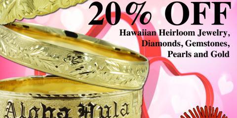Valentine's Day Sale , Waimea, Hawaii