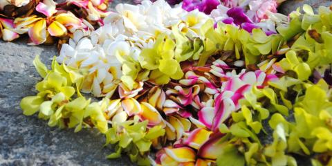 Why Ron's Is Oahu's Best Shop for Last-Minute Leis, Hawaii County, Hawaii