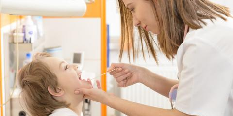 Pediatrician Shares 3 Things to Do if You Think Your Child Has Strep Throat, Leitchfield, Kentucky
