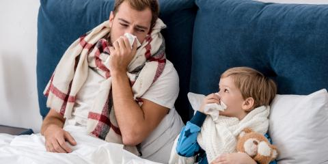 4 Tips for Helping Your Family Stay Healthy During Flu Season, Leitchfield, Kentucky
