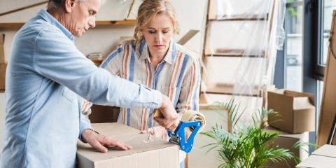 Should You Use Cardboard or Plastic Boxes for Storage?, Wilmington, North Carolina