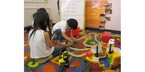 Why a Play-Based Preschool Curriculum Is Best for Your Child, Palisades Park, New Jersey
