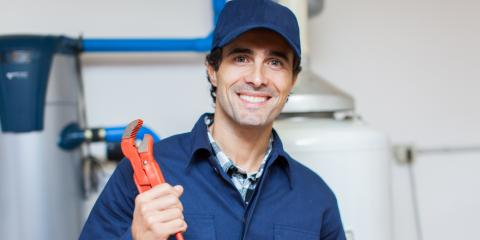 4 Signs You Need a New Hot Water Tank, Levelland, Texas