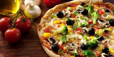4 Ways to Make Your Pizza Healthier, Hempstead, New York