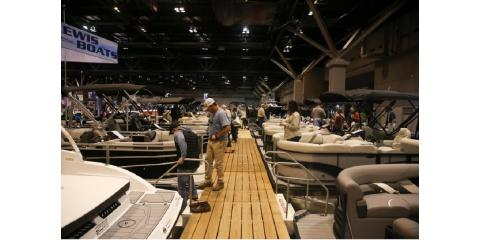 Three Reasons to Buy a Boat at The Boatshow, St. Peters, Missouri