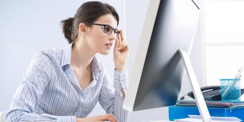 How to Protect Your Eyes From Your Computer Screen, Lexington-Fayette, Kentucky
