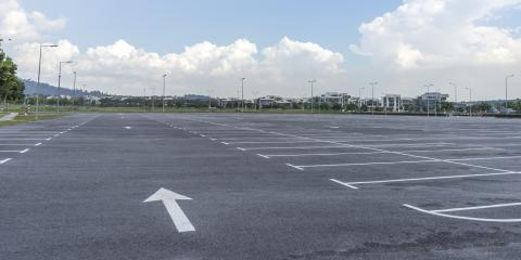 What You Need to Know About Restriping an Asphalt Parking Lot, Richmond, Kentucky