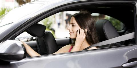 How Cell Phone Records Can Help After an Auto Accident, Lexington, South Carolina
