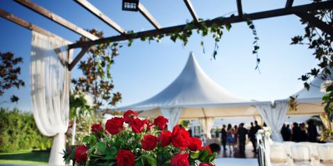 3 Ways to Choose the Perfect Wedding Tent From KY's Tent Rental Experts, Lexington-Fayette, Kentucky