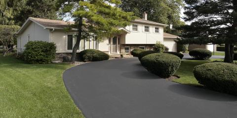 How to Care for Asphalt Driveways After Paving, Lexington-Fayette, Kentucky