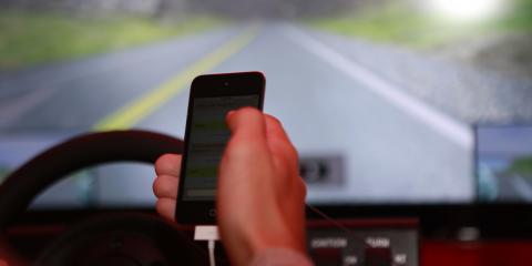 The Risks Of Texting While Driving, From Experienced Personal Injury Attorneys, Lexington-Fayette Central, Kentucky