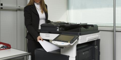 The Top 3 Reasons to Invest in a Color Copier, Lexington-Fayette, Kentucky