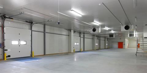 5 Factors for Choosing the Right Commercial Garage Door, Welcome, North Carolina